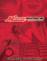 Milton Catalogue