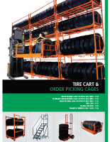 Tire Cart Order Cages