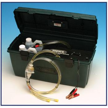 power steering fluid flush machine